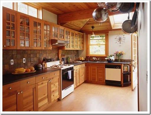 Какой линолеум стелить на кухню.