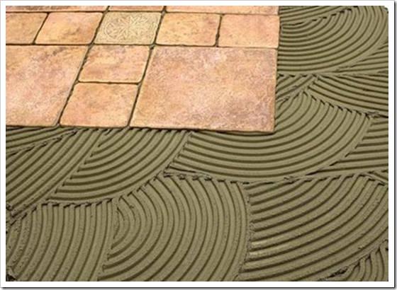 Как рассчитать клей для плитки?