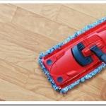 Как качественно мыть пол из ламината?