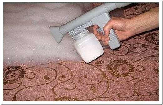 Как ухаживать за ковролином?