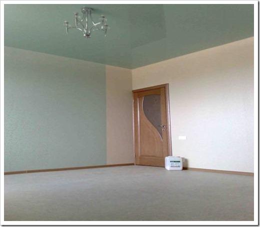 Kaj narediti strop ali stene prvega nadstropja?