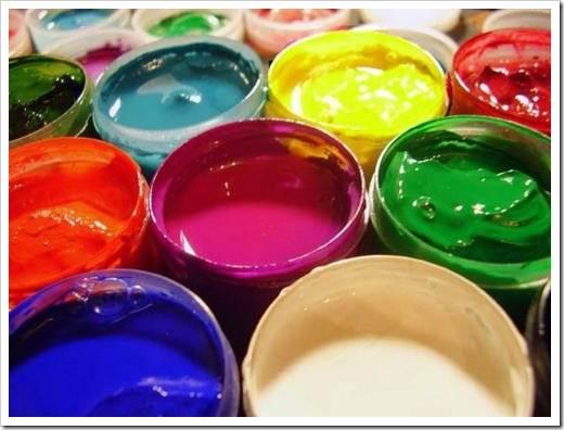 Какой краской красить пол?