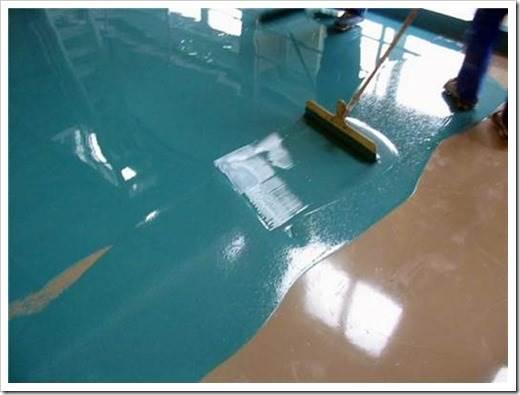 Как правильно заливать наливные полы?