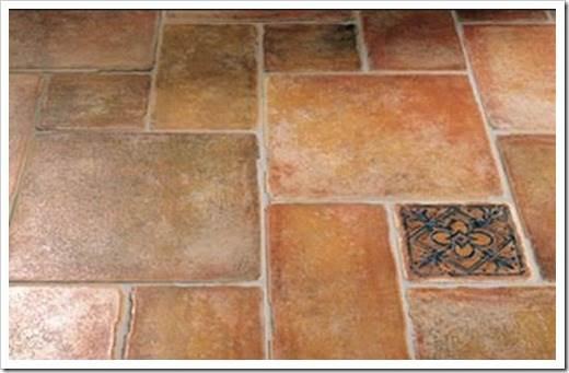 Как подобрать цвет напольной плитки?