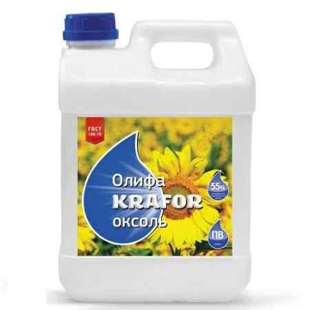 Купить Олифа Оксоль 5 л. Krafor (Крафор)