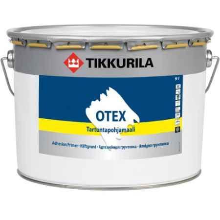 Купить Грунтовка алкидная адгезионная Otex (Отекс), 9 л, белый Tikkurila (Тиккурила)