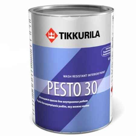Купить Эмаль алкидная Pestp (Песто) 30, 2.7 л, полуматовый Tikkurila (Тиккурила)