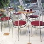 Как выбрать стулья для кафе