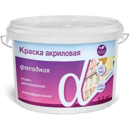 Купить Краска водно-дисперсионная фасадная Альфа 40 кг. Krafor (Крафор)