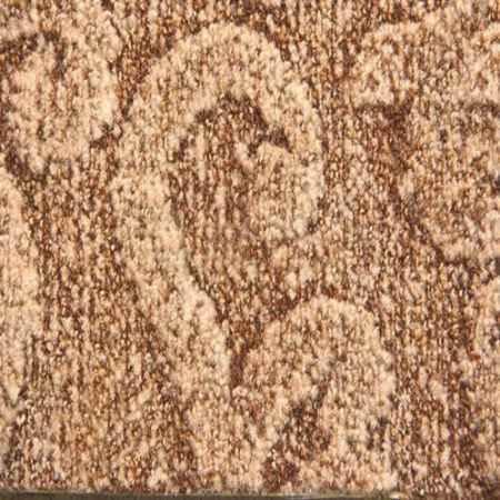 Купить Ковролин коллекция Delicate 996, ширина 4 м., коричневый Ideal (Идеал)