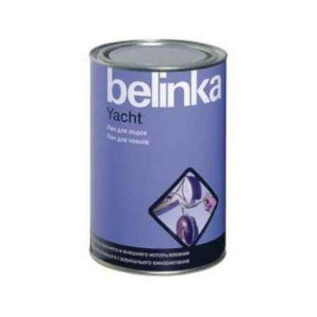 Купить Лак яхтный атмосферостойкий 2,7 л, матовый Белинка (Belinka)