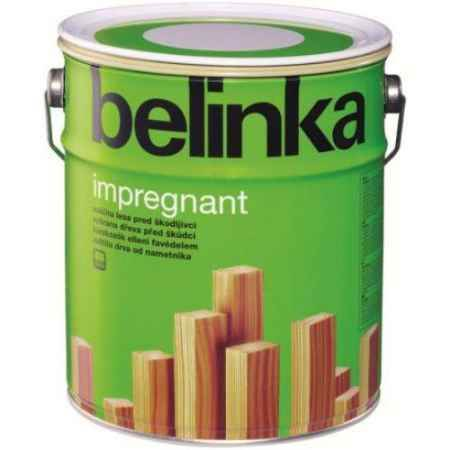 Купить Грунт-антисептик для древесины Impregnant,  10 л Белинка (Belinka)
