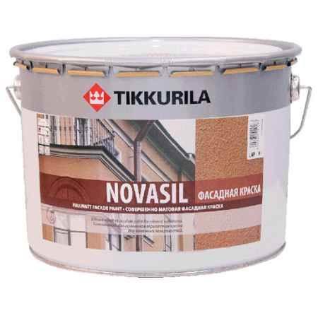 Купить Фасадная краска Novasil (Новасил) MRA 9 л. Tikkurila (Тиккурила)