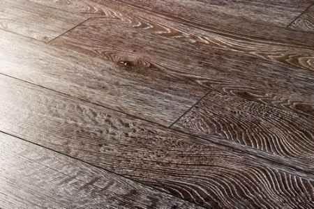 Купить Ламинат коллекция Brush Wood, Дуб черный 535, толщина 12 мм., 33 класс Ecoflooring (Экофлоринг)