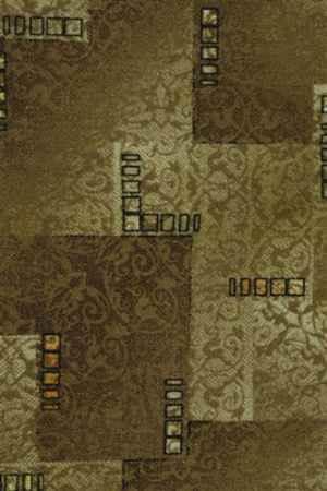 Купить Ковролин с печатным рисунком коллекция Принт, Ажур 30, ширина 3 м (Калинка)