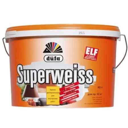 Купить Краска Superweiss (Супервейс) D-4, 5 л. Dufa (Дюфа)