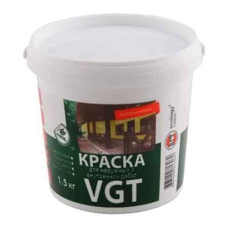Купить Краска для наружных и внутренних работ ВД-АК 1180, 1,5 кг ВГТ (VGT)