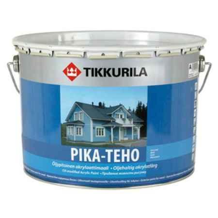 Купить Краска акрилатная по дереву Pika-Teho (Пика-Техо), с добавлением масла, 9 л. Tikkurila (Тиккурила)