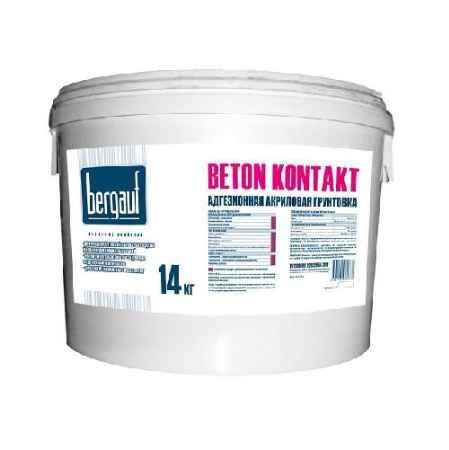 Купить Грунтовка адгезионная Beton kontakt 14 кг, Bergauf (Бергауф)