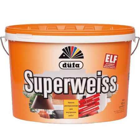 Купить Краска Superweiss (Супервейс) RD-4, 10 л. Dufa (Дюфа)