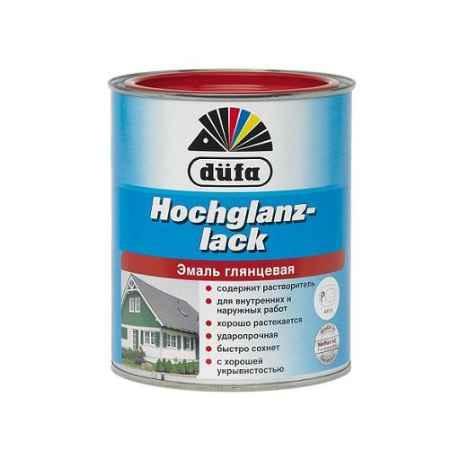 Купить Эмаль глянцевая Hochglanzlack (Хошгланзлак), 0.75 л., белая Dufa (Дюфа)