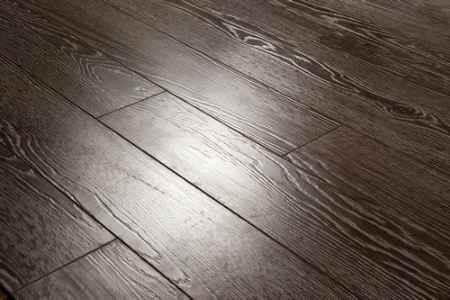 Купить Ламинат коллекция Brush Wood, Дуб венге 527, толщина 12 мм., 33 класс Ecoflooring (Экофлоринг)