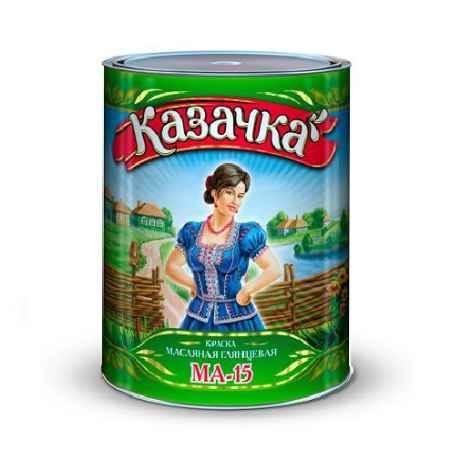 Купить Краска МА-15 Казачка 1.9 кг., черная Престиж