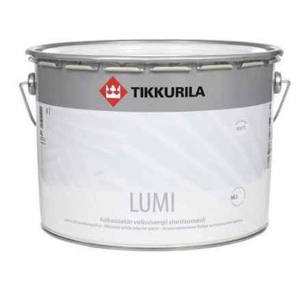 Купить Краска интерьерная Lumi (Луми), матовая 9 л, Tikkurila (Тиккурила)