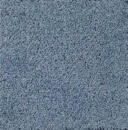 Купить Ковролин коллекция Кредо 6504, ширина 3 м., синий Синтелон (Sintelon)