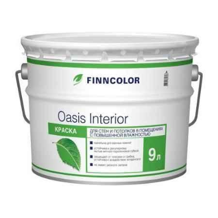 Купить Краска для стен и потолков Finncolor Oasis Interior (Оазис Интерьер), 9 л, белый Tikkurila (Тиккурила)