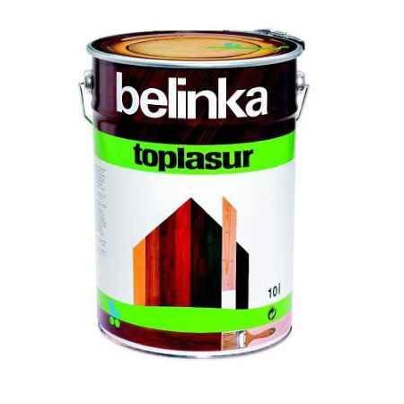 Купить Декоративное лазурное покрытие с уф-фильтрами и абсорбентами  Toplasur №12, 10 л Белинка (Belinka)