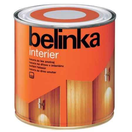 Купить Декоративное лазурное покрытие Интерьер №72, 0.75 л Белинка (Belinka)