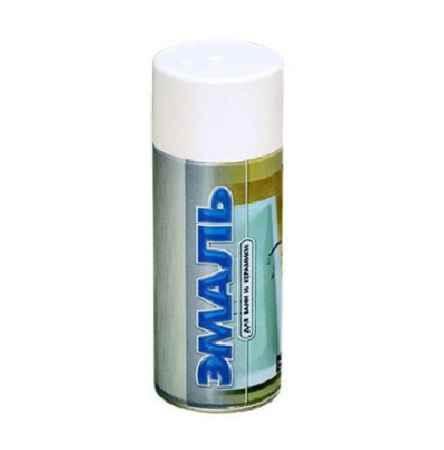 Купить Краска для ванн аэрозоль KU-1301, 520 мл., белая Kudo (Кудо)