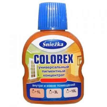 Купить Краситель универсальный Colorex 0.1 л., коричневый Sniezka (Снежка)