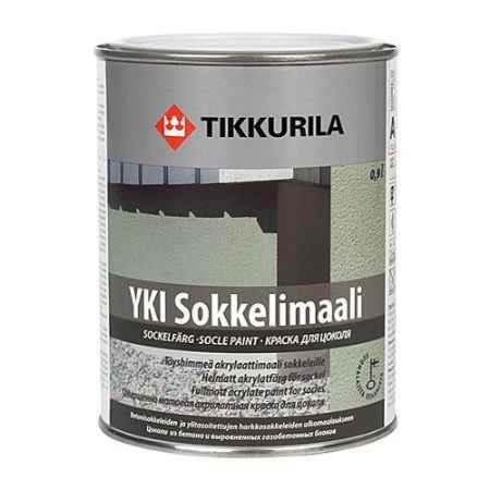 Купить Краска матовая для цоколя Yuki (Юки), 2.7 л. Tikkurila (Тиккурила)