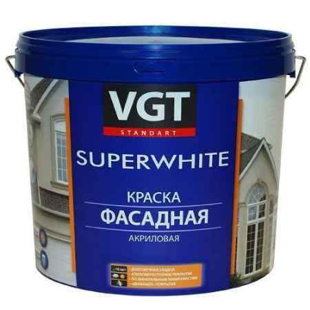 Купить Краска фасадная ВД-АК 1180, зимняя, 15 кг ВГТ (VGT)