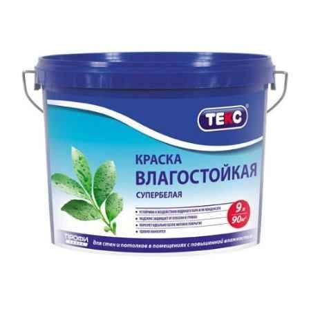 Купить Краска водно-дисперсионная влагостойкая Профи, 9 кг ТЕКС (TEKS)