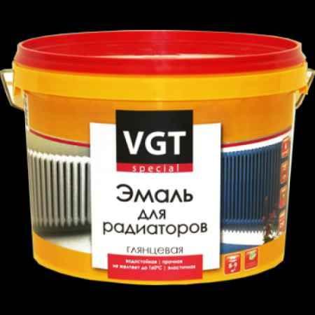 Купить Эмаль акриловая радиаторная ВД-АК-1179, 1 кг, супербелая глянцевая ВГТ (VGT)