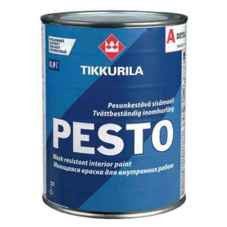 Купить Эмаль алкидная Pesto (Песто) 10, 2.7 л, матовый Tikkurila (Тиккурила)