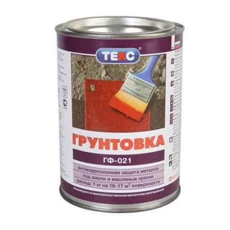 Купить Грунтовка универсальная ГФ-021, 2.5 кг, серый ТЕКС (TEKS)