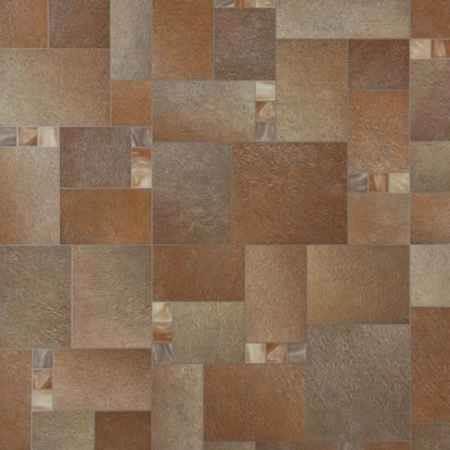 Купить Линолеум бытовой коллекция Super S, Trevi 1 (Треви 1), ширина 4 м. Синтерос (Sinteros)