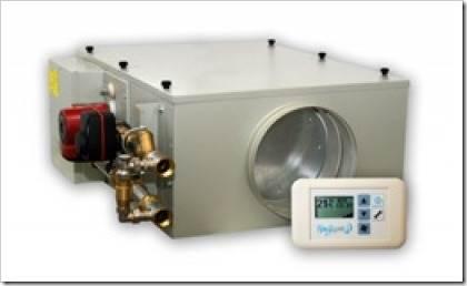 Принцип работы современных систем вентилирования