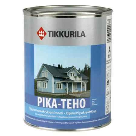 Купить Краска акрилатная по дереву Pika-Teho (Пика-Техо), База С с добавлением масла, 2.7 л. Tikkurila (Тиккурила)