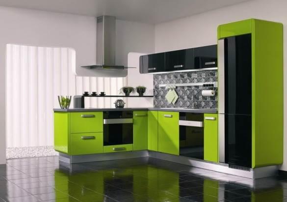Какой цвет мебели выбрать для кухни