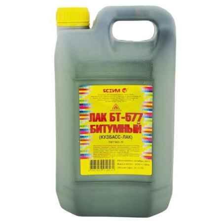 Купить Кузбасс-лак битумный БТ-577 10 л. Ясхим