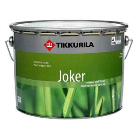 Купить Краска акрилатная Joker (Джокер), База С, 9 л. Tikkurila (Тиккурила)