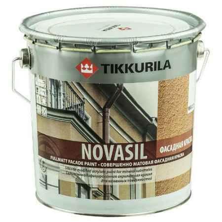 Купить Фасадная краска Novasil (Новасил) MRA, 2.7 л. Tikkurila (Тиккурила)