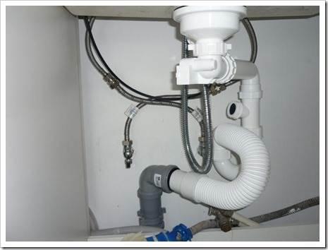 Отдельный кран для питьевой воды на кухне