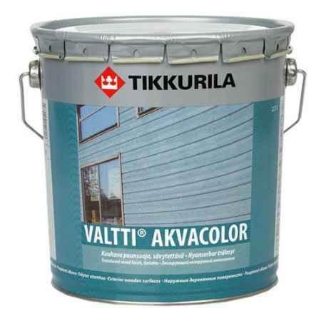 Купить Антисептик Valtti Akvacolor (Валтти Акваколор) для дерева 2.7 л. Tikkurila (Тиккурила)
