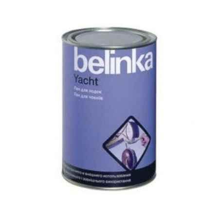 Купить Лак яхтный атмосферостойкий 2,7 л, полуматовый Белинка (Belinka)
